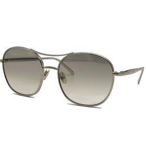 Chloe 54mm Nola Aviator Small Women's Sunglasses
